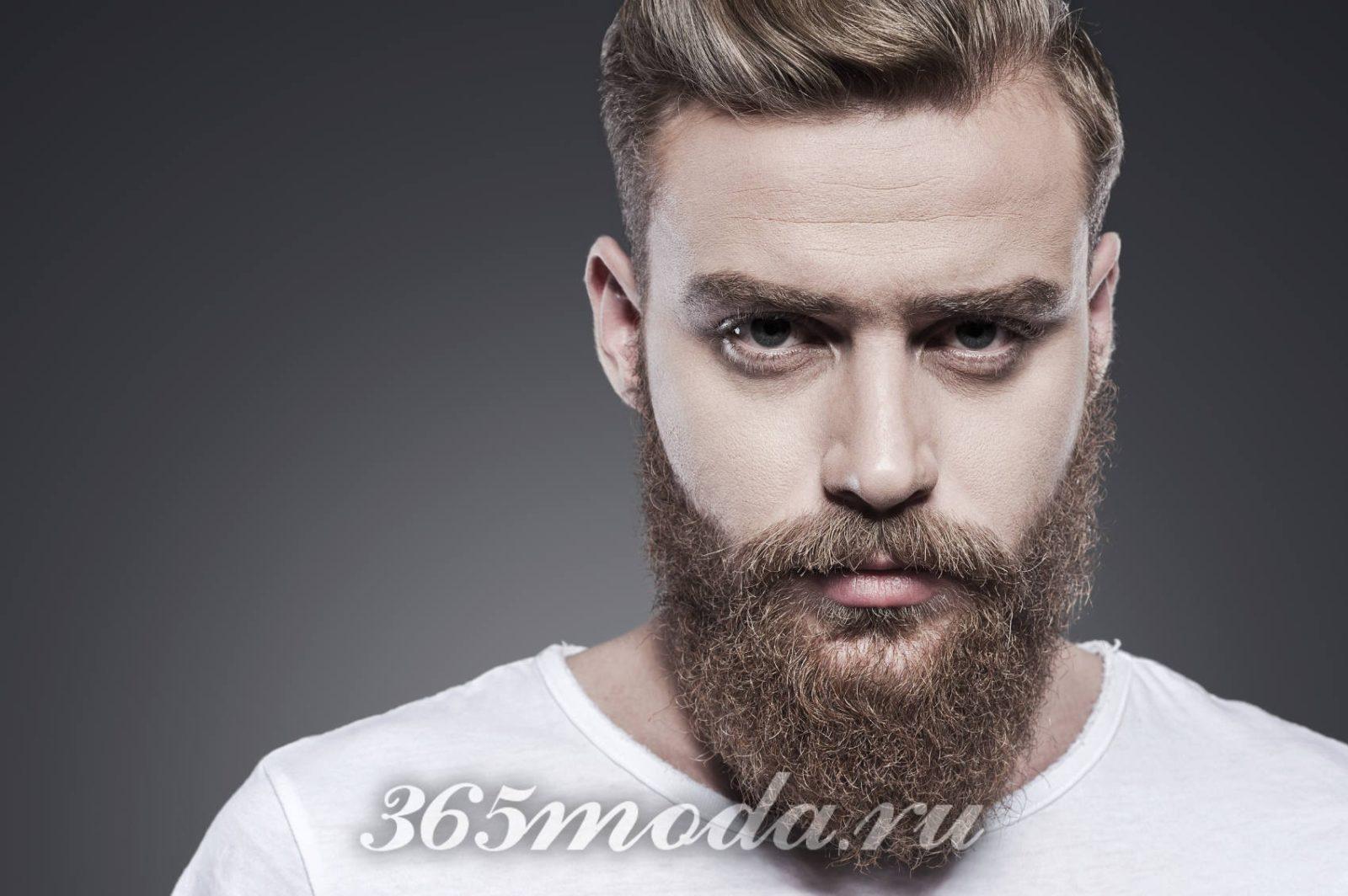Модная борода 2019 картинки
