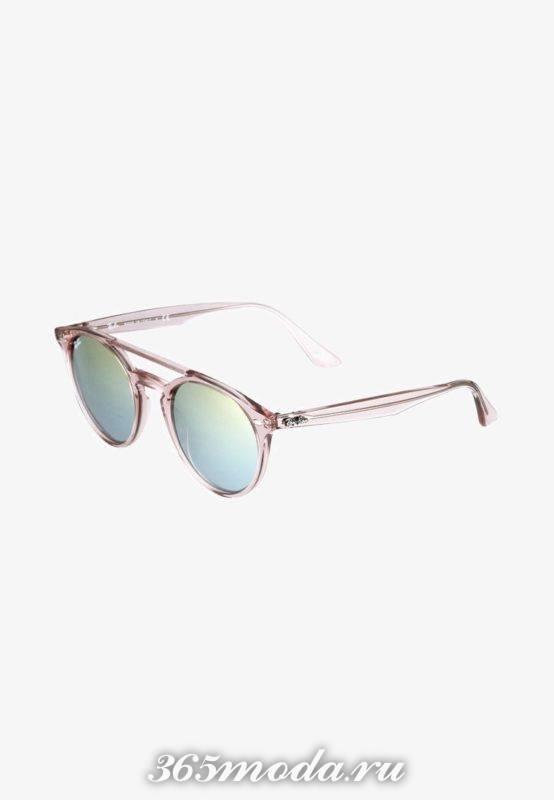 Мужские округлые очки