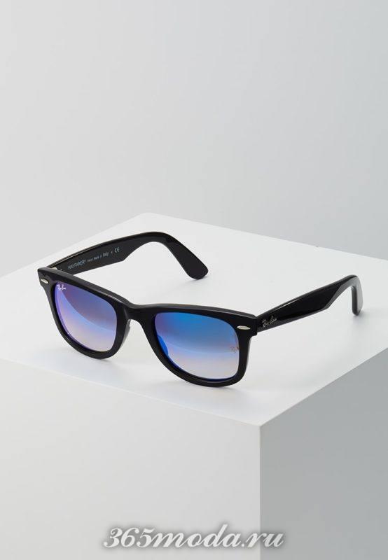 Мужские очки Wayfarer