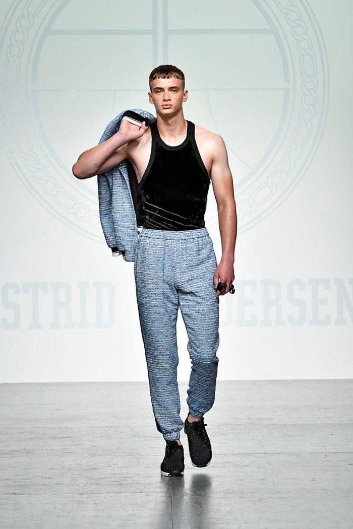 Модные мужские спортивные костюмы 2019-2020: Astrid Andersen