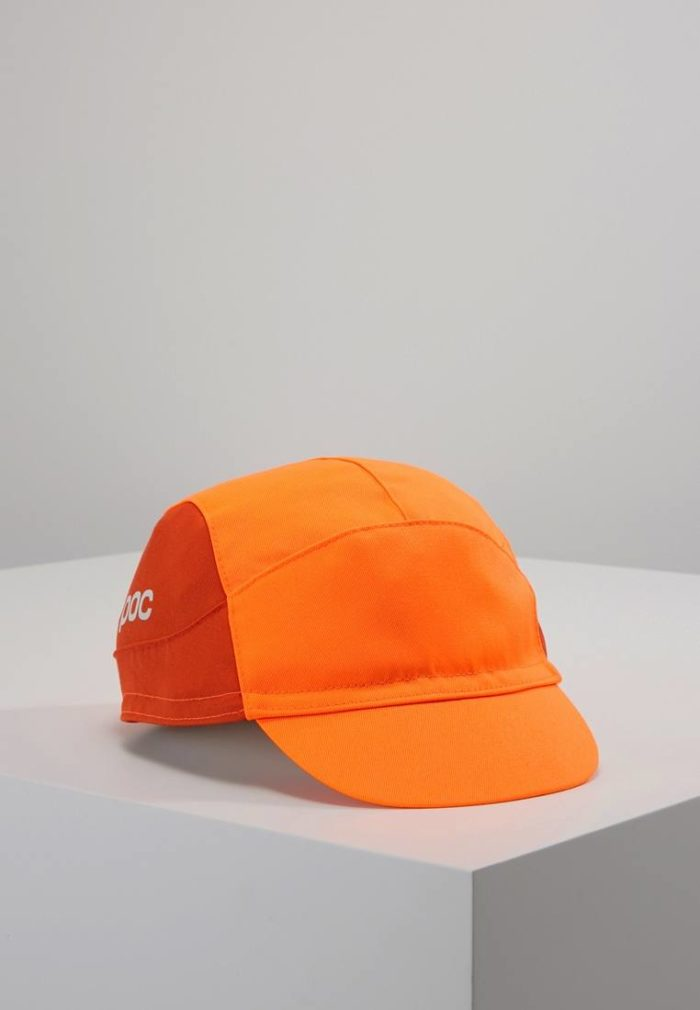 Кепка оранжевая