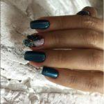Дизайн ногтей гель-лаком осень-зима 2018 2019 фото варианты