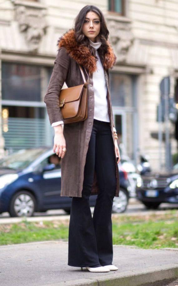 Стильный женский образ в уличном стиле