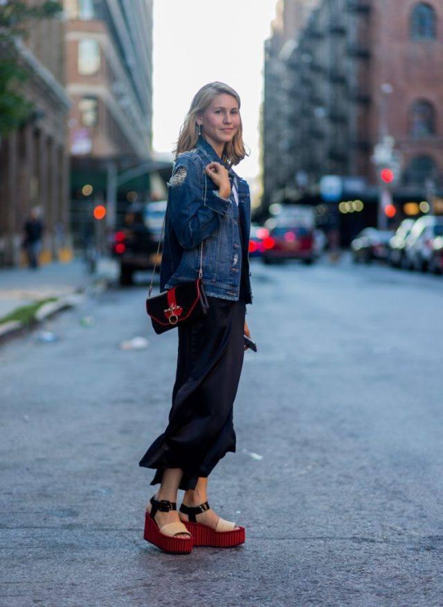 Уличная мода осень-зима: Женская верхняя одежда
