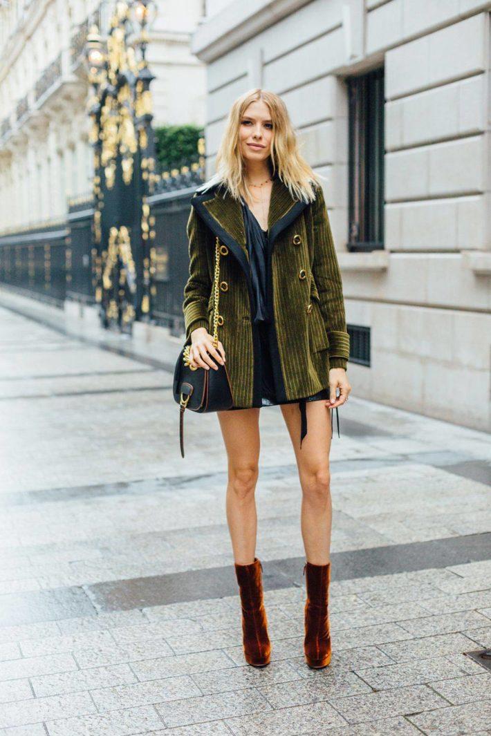 Уличная мода осень-зима 2019-2020: Женская обувь