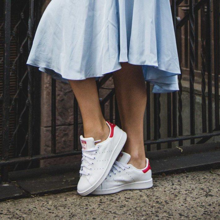 Уличная мода осень-зима: Женская обувь