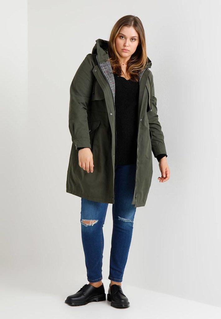 Мода для полных осень-зима 2019-2020