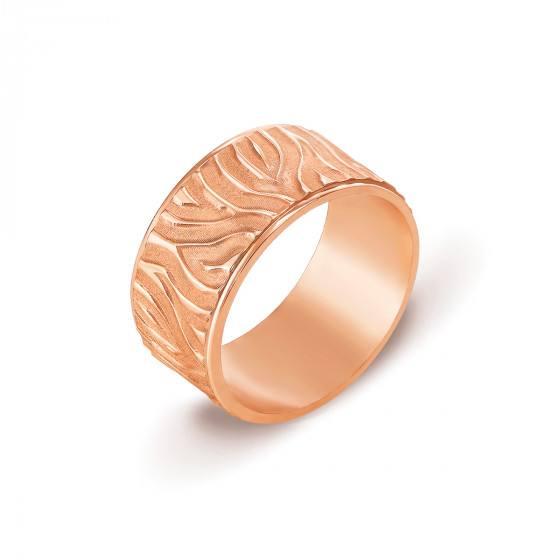 обручальные кольца из желтого золота