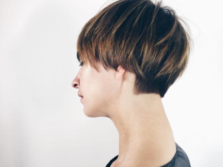 Женская короткая стрижка