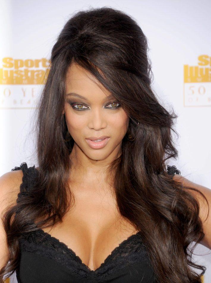 Женская стрижка на волосы длинные