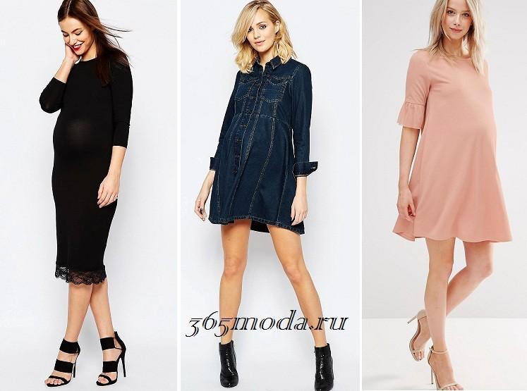 Жми! Мода для беременных осень-зима 2018 2019 фото новинки тренды 141ce2ec7a2