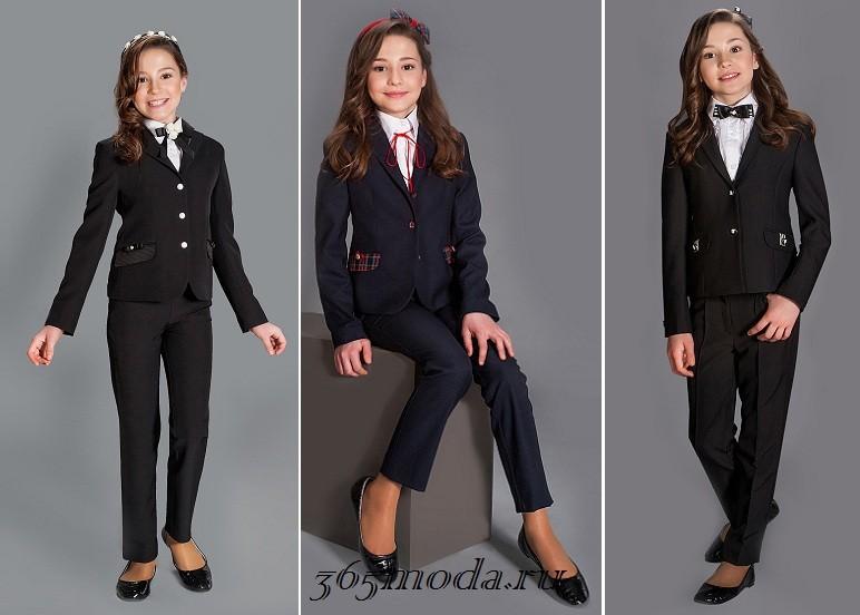 6717f7bf824 Жми! Модная школьная форма 2019-2020 для девочек и мальчиков фото