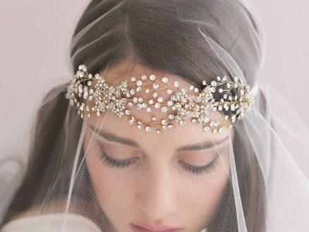 Модные свадебные аксессуары 2019-2020: новинки.