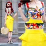 Модные луки весна-лето 2017 новинки 80 фото