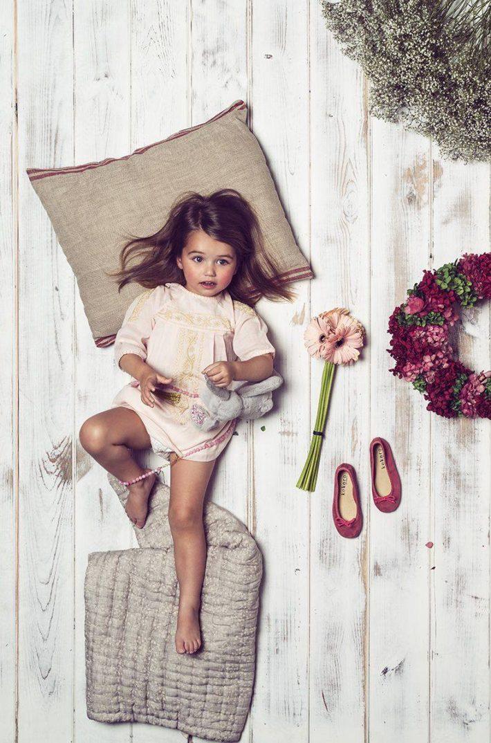 Детская мода весна 2020