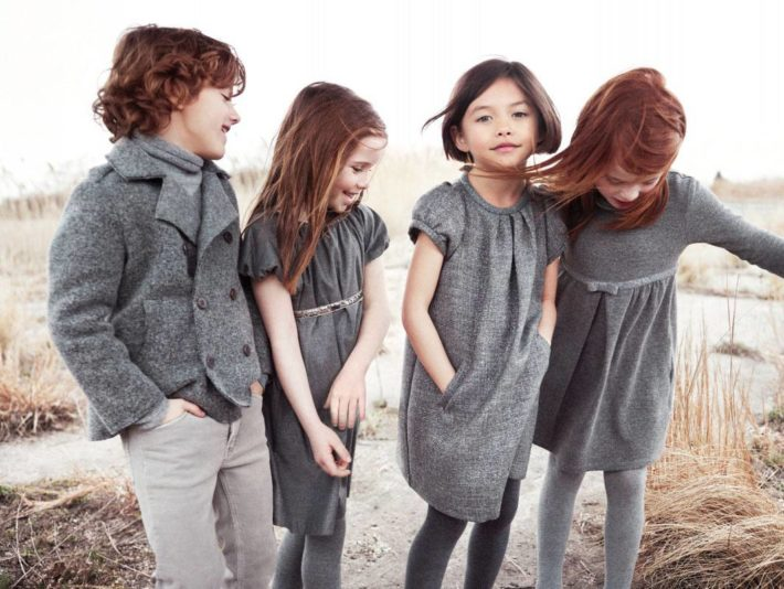 Детская мода весна-лето 2020