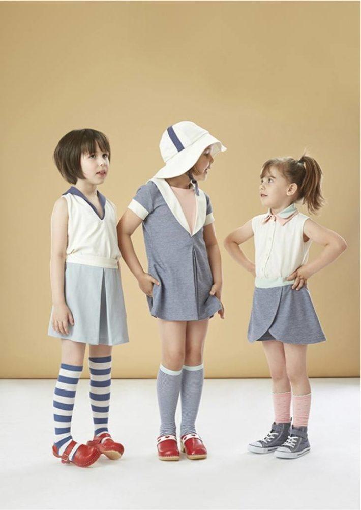 Стильный образ для детей
