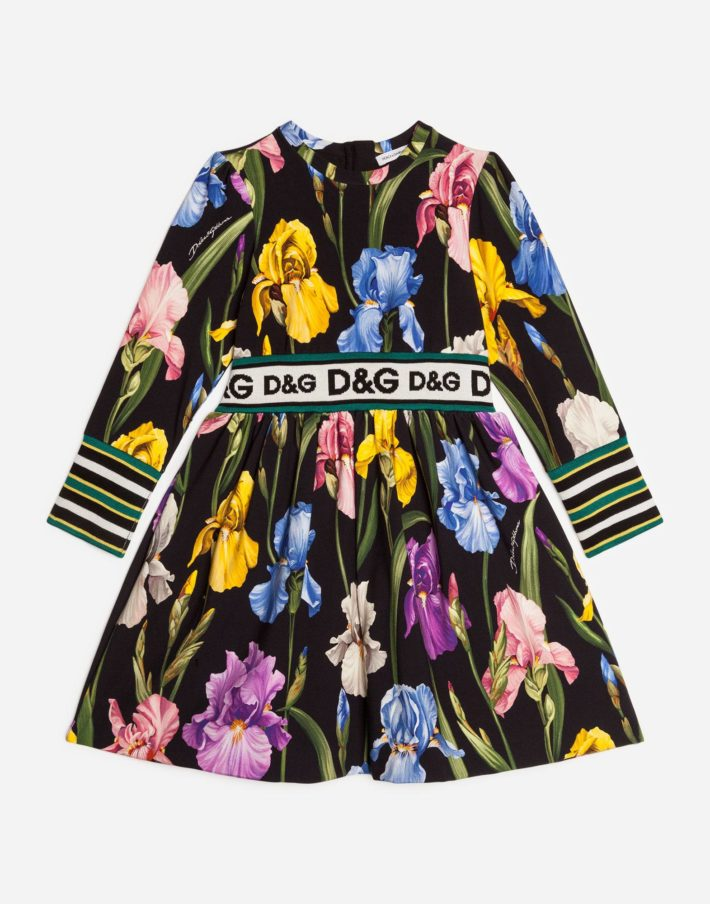 Одежда для девочек от Dolce&Gabbana