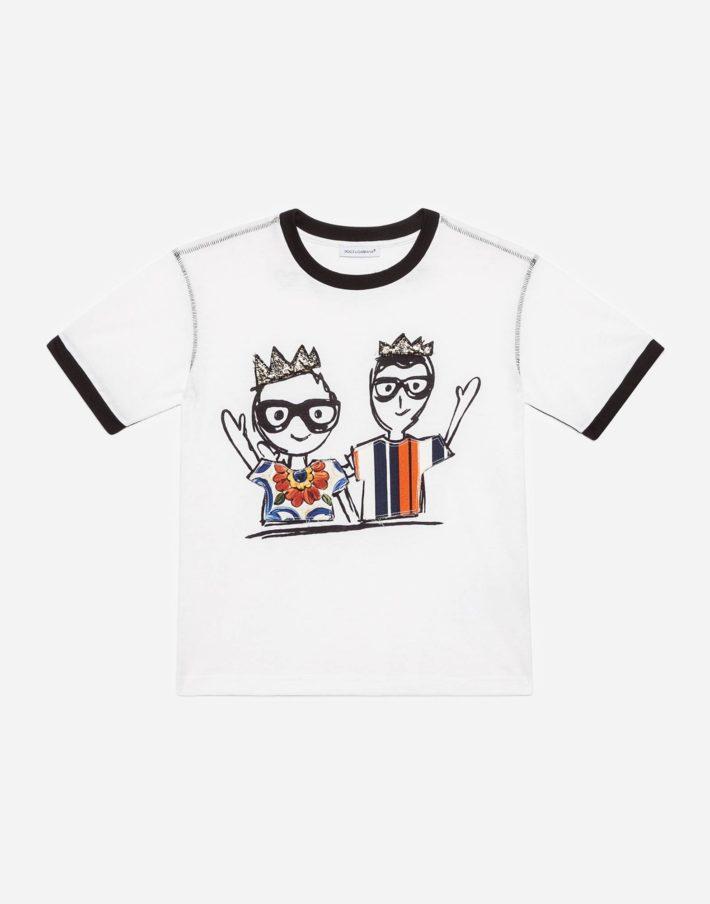 Одежда для мальчиков от Dolce&Gabbana