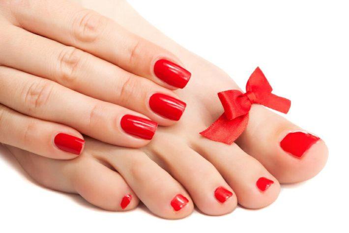 Стильный дизайн ногтей гель лаком