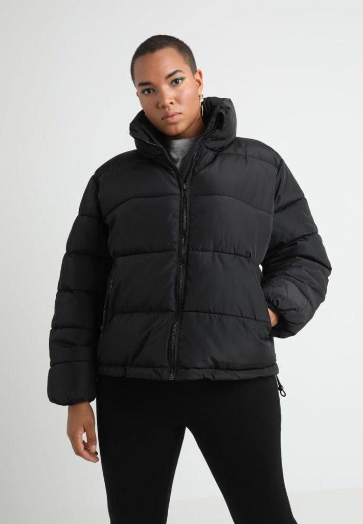 Куртка женская черная