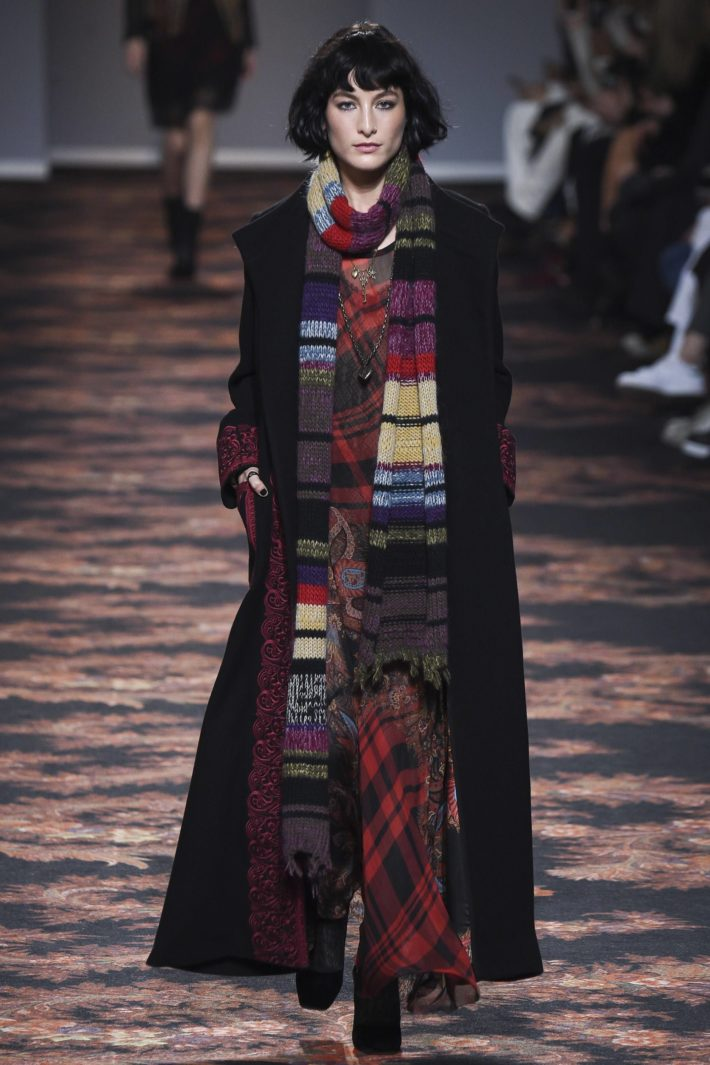 принты сезона осень-зима: одежда этнос