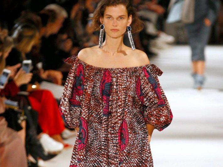 модные принты сезона осень-зима: одежда этнос