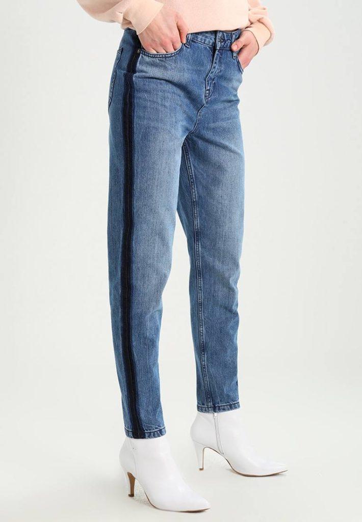 Женские джинсы бойфренды