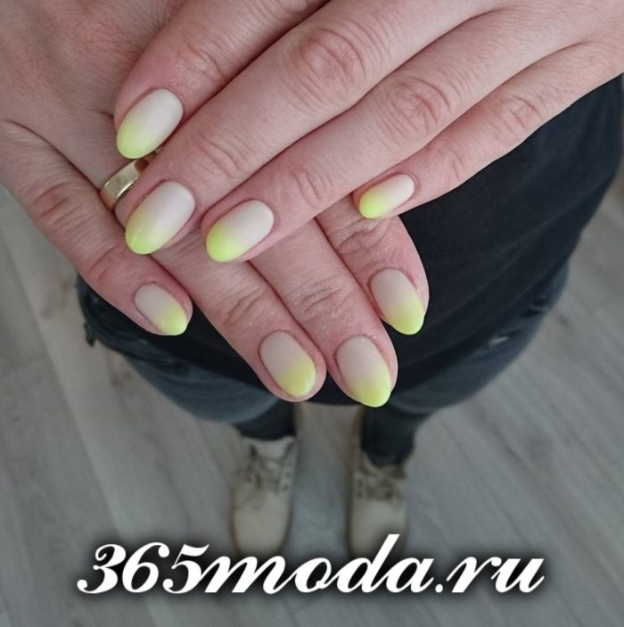 нюдовый дизайн ногтей модные тенденции