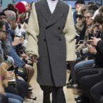 Мужское пальто  в 2017 году