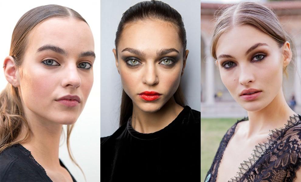 Макияж модный в 2017 году