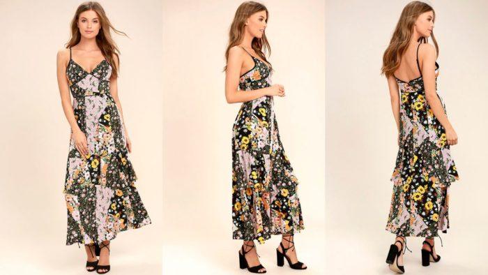 Вечерние платья: Длинное