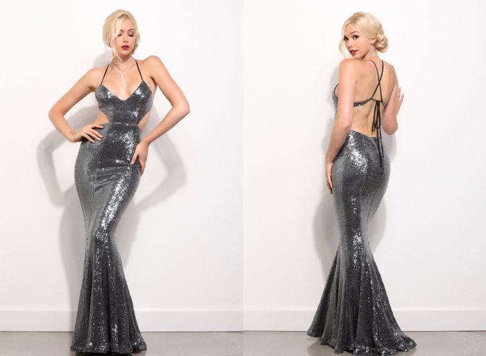 Вечерние платья 2019-2020: Красивое