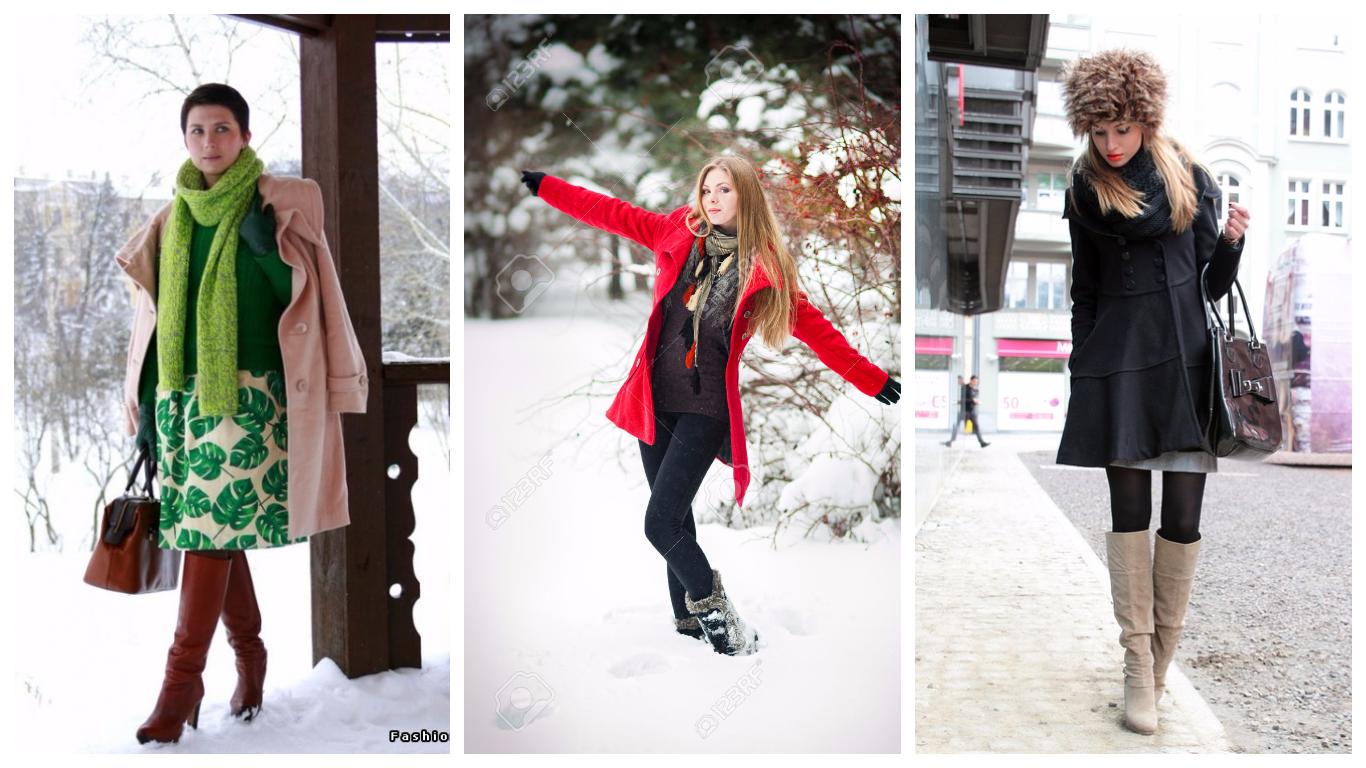 Что будет модно зимой 2018 2018