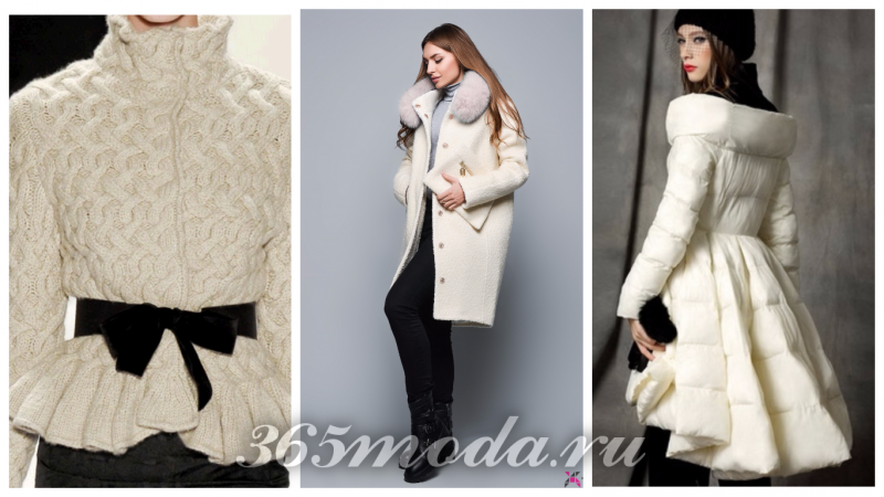 модная зима 2018