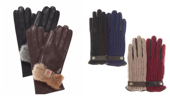 модные теплые перчатки 2019-2020