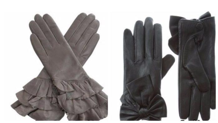 стильные перчатки 2019-2020