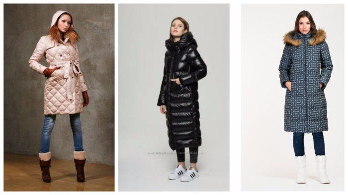 Модные пуховики осень-зима 2019-2020: розовая черная синяя