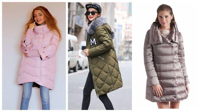 Модные пуховики осень-зима 2019-2020