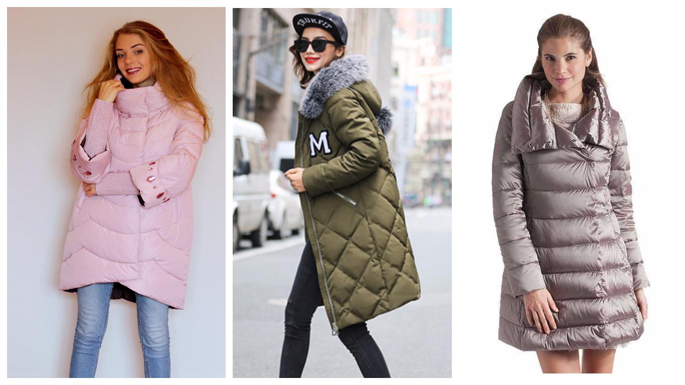 Модные пуховики зима 2019 женские