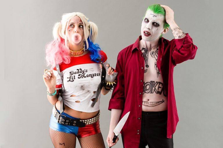 костюм героев фильмов на хеллоуин 2018