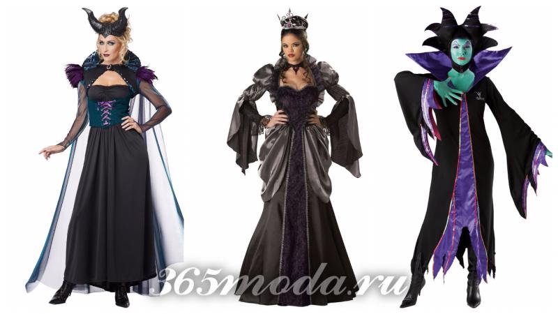 костюм ведьмы на хеллоуин 2019