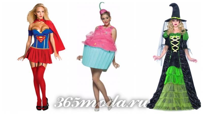хеллоуин 2019 - интересные костюмы