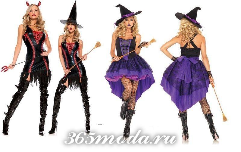 интересные костюмы на хеллоуин 2018