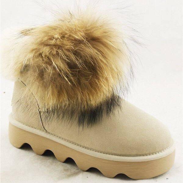 модные угги осень-зима 2019-2020: с мехом