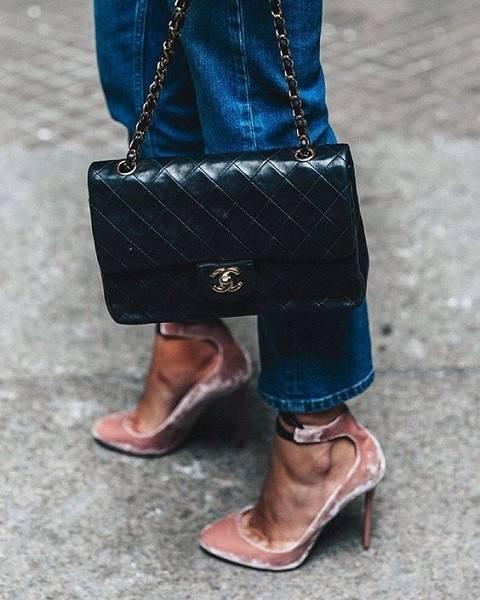 модные туфли-лодочки