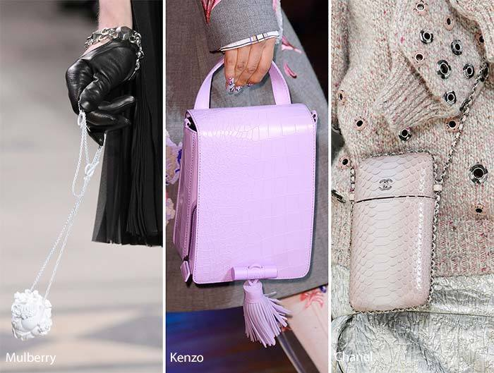 в моде сумки-лилипуты