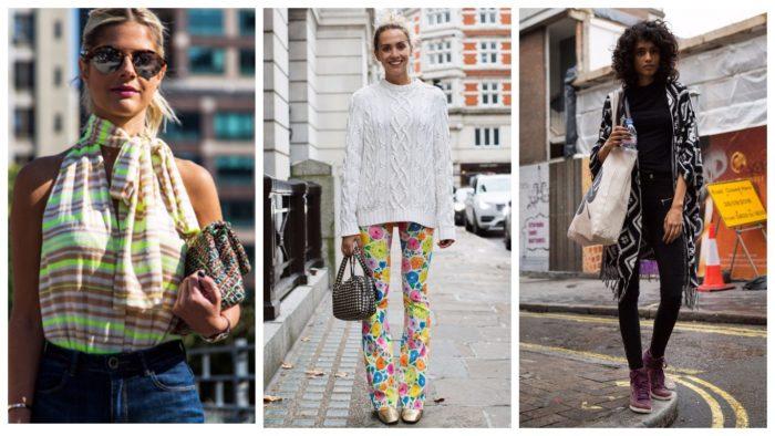 Уличная мода осень-зима: аксессуары