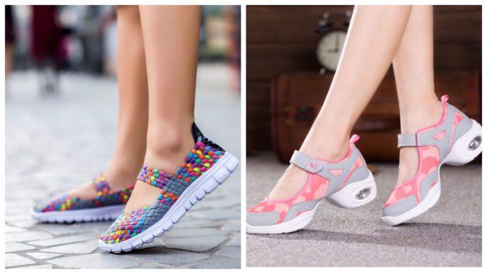 Уличная мода осень-зима 2019-2020: спортивная обувь