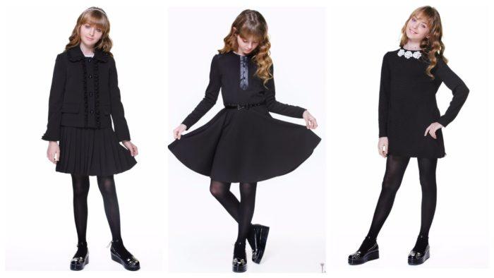 модная школьная форма сезона